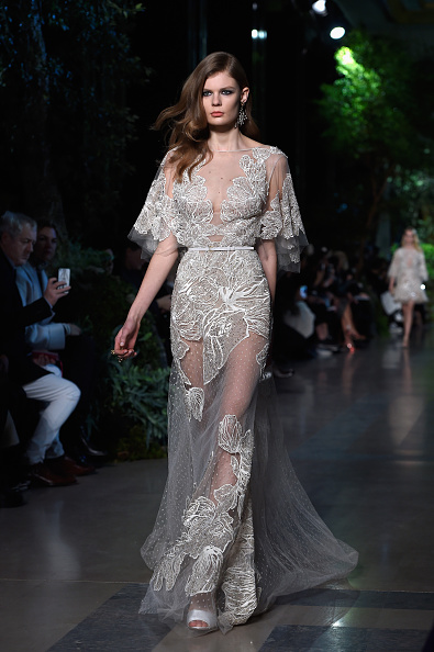 Elie Saab - Designer Label「Elie Saab : Runway - Paris Fashion Week - Haute Couture S/S 2015」:写真・画像(18)[壁紙.com]
