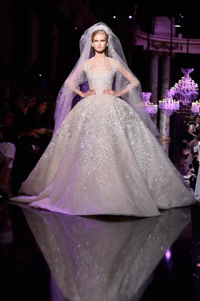 Pavillon Cambon Capucines「Elie Saab : Runway - Paris Fashion Week : Haute Couture Fall/Winter 2014-2015」:写真・画像(17)[壁紙.com]