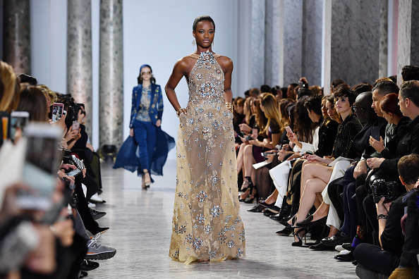 Elie Saab - Designer Label「Elie Saab : Runway - Paris Fashion Week - Haute Couture Spring Summer 2017」:写真・画像(16)[壁紙.com]