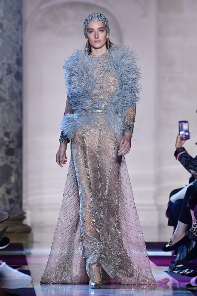 Elie Saab - Designer Label「Elie Saab : Runway - Paris Fashion Week - Haute Couture Spring Summer 2018」:写真・画像(7)[壁紙.com]