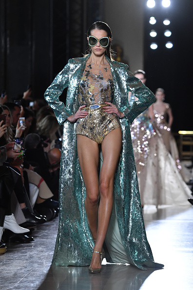 Elie Saab - Designer Label「Elie Saab : Runway - Paris Fashion Week - Haute Couture Spring Summer 2019」:写真・画像(15)[壁紙.com]