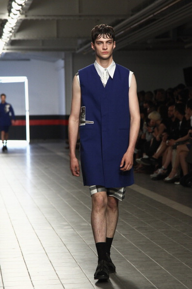 Hair Stubble「Damir Doma : Runway - Paris Fashion Week - Menswear S/S 2014」:写真・画像(8)[壁紙.com]