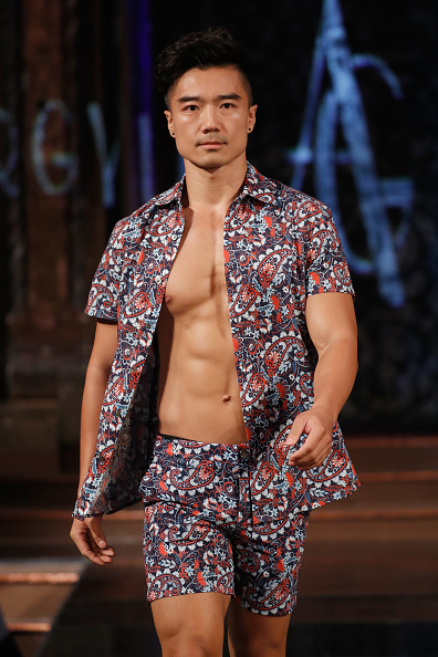 Sponsor「ARGYLE GRANT At New York Fashion Week Powered By Arta Hearts Fashion NYFW」:写真・画像(18)[壁紙.com]