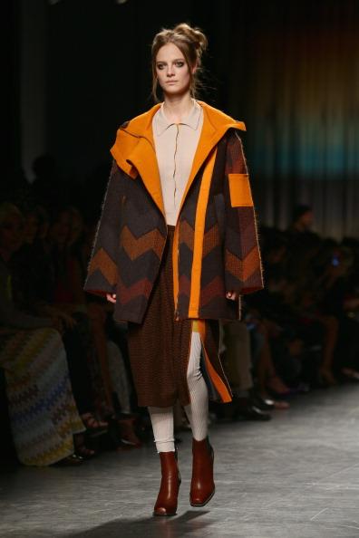 Hosiery「Missoni - Runway - Milan Fashion Week Womenswear Autumn/Winter 2014」:写真・画像(19)[壁紙.com]