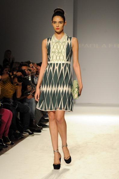 Focus On Foreground「Paola Frani - Runway - Milan Fashion Week Womenswear Spring/Summer 2014」:写真・画像(11)[壁紙.com]