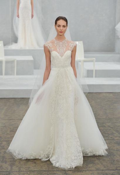 Bride「Spring 2015 Bridal Collection - Monique Lhuillier - Show」:写真・画像(12)[壁紙.com]