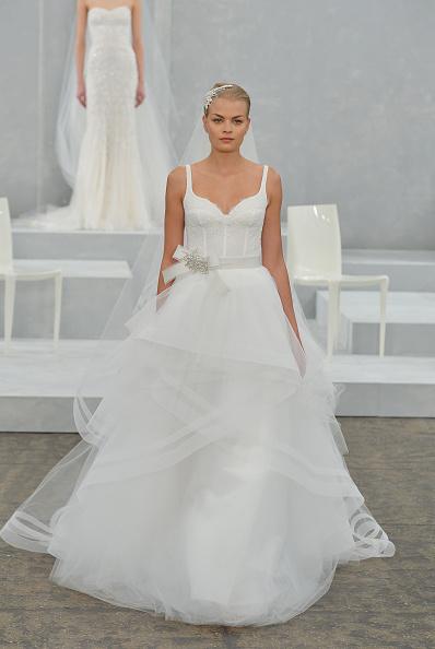 Bride「Spring 2015 Bridal Collection - Monique Lhuillier - Show」:写真・画像(15)[壁紙.com]