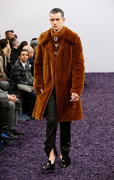 One Man Only「J.W.Anderson: Runway - London Collections: Men AW15」:写真・画像(0)[壁紙.com]