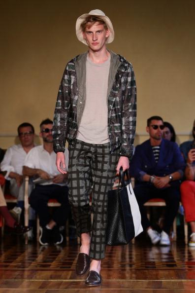 Loafer「Andrea Incontri - Runway - Milan Fashion Week Menswear Spring/Summer 2015」:写真・画像(8)[壁紙.com]