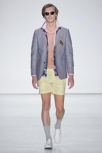 パステルカラー「Parke & Ronen Spring 2017 - New York Fashion Week Men's - Runway」:写真・画像(7)[壁紙.com]