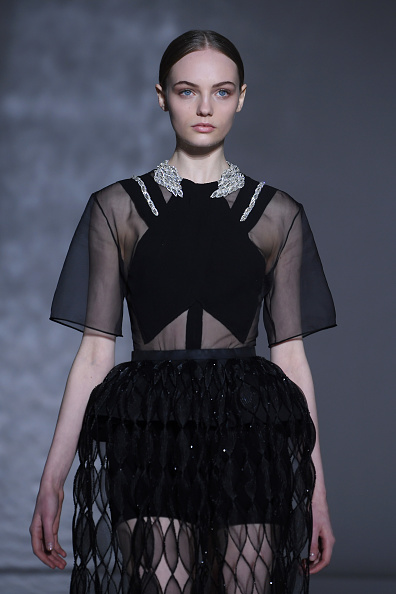 Black Color「Givenchy : Runway - Paris Fashion Week - Haute Couture Spring Summer 2019」:写真・画像(1)[壁紙.com]