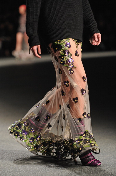 Maxi Length「Givenchy - Runway - PFW F/W 2013」:写真・画像(17)[壁紙.com]
