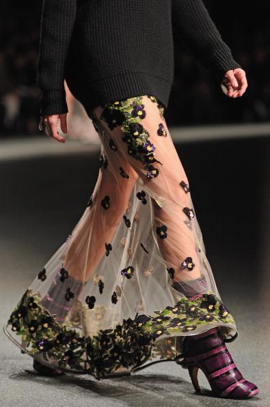Maxi Length「Givenchy - Runway - PFW F/W 2013」:写真・画像(18)[壁紙.com]