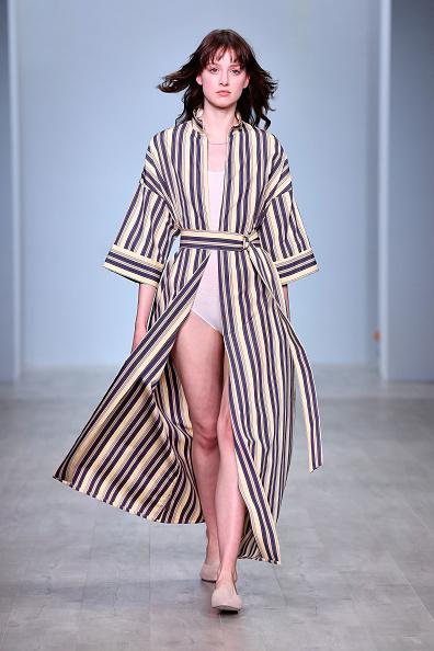 Suede「Pereira Fitzgerald - Runway - Mercedes-Benz Fashion Week Australia 2018」:写真・画像(7)[壁紙.com]