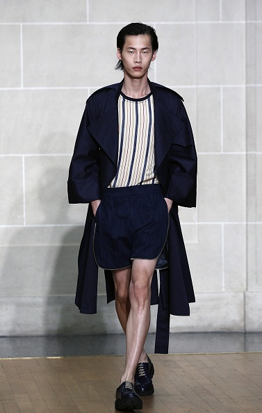 Summer Collection「Sean Suen : Runway - Paris Fashion Week - Menswear Spring/Summer 2017」:写真・画像(12)[壁紙.com]