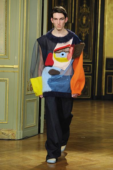 Francois Durand「Walter Van Beirendonck : Runway - Paris Fashion Week - Menswear F/W 2015-2016」:写真・画像(14)[壁紙.com]