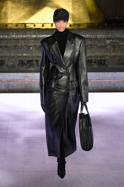 Leather「Alexander Wang Collection 1 - Runway」:写真・画像(8)[壁紙.com]
