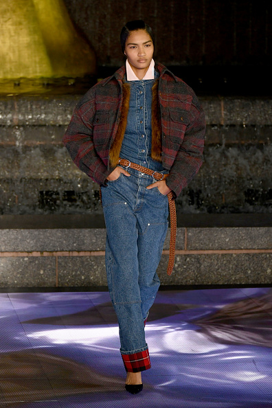 Denim「Alexander Wang Collection 1 - Runway」:写真・画像(9)[壁紙.com]