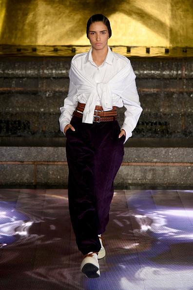 Purple Pants「Alexander Wang Collection 1 - Runway」:写真・画像(15)[壁紙.com]