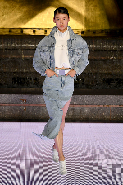 Denim「Alexander Wang Collection 1 - Runway」:写真・画像(17)[壁紙.com]