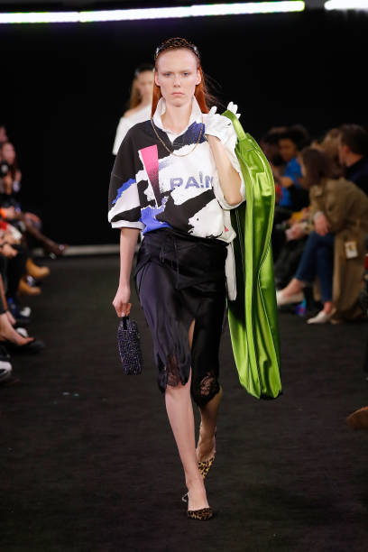 Alexander Wang Fall 2019 - Runway:ニュース(壁紙.com)