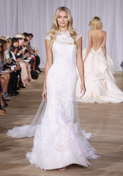 Wedding Dress「Ines Di Santo Fall/Winter 2016 Couture Bridal Collection - Runway」:写真・画像(5)[壁紙.com]