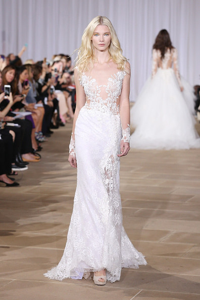Wedding Dress「Ines Di Santo Fall/Winter 2016 Couture Bridal Collection - Runway」:写真・画像(8)[壁紙.com]