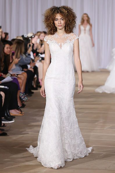 Wedding Dress「Ines Di Santo Fall/Winter 2016 Couture Bridal Collection - Runway」:写真・画像(3)[壁紙.com]