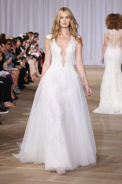 Wedding Dress「Ines Di Santo Fall/Winter 2016 Couture Bridal Collection - Runway」:写真・画像(6)[壁紙.com]
