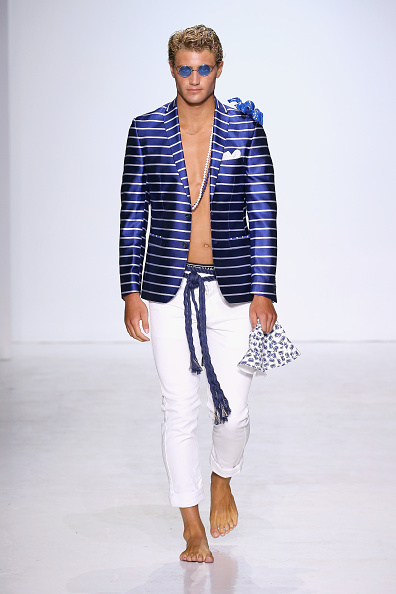 Blue Jacket「Nick Graham: Atlantis SS18」:写真・画像(13)[壁紙.com]