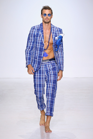 Blue Jacket「Nick Graham: Atlantis SS18」:写真・画像(12)[壁紙.com]