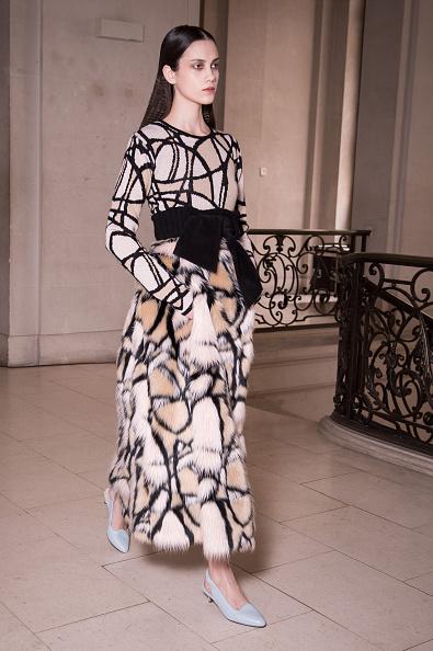 Pocket Dress「Allude : Runway - Paris Fashion Week Womenswear Fall/Winter 2015/2016」:写真・画像(1)[壁紙.com]