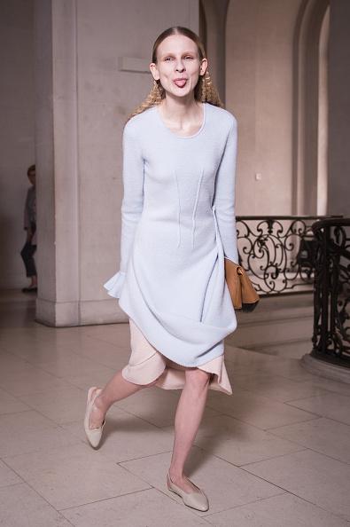 Francois Durand「Allude : Runway - Paris Fashion Week Womenswear Fall/Winter 2015/2016」:写真・画像(10)[壁紙.com]