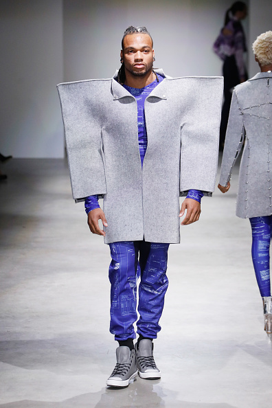 Brian Mint「Nolcha Shows New York Fashion Week Fall/Winter 2019 Presented By InstaSleep Mint Melts  ACID NYC Runway Show」:写真・画像(17)[壁紙.com]