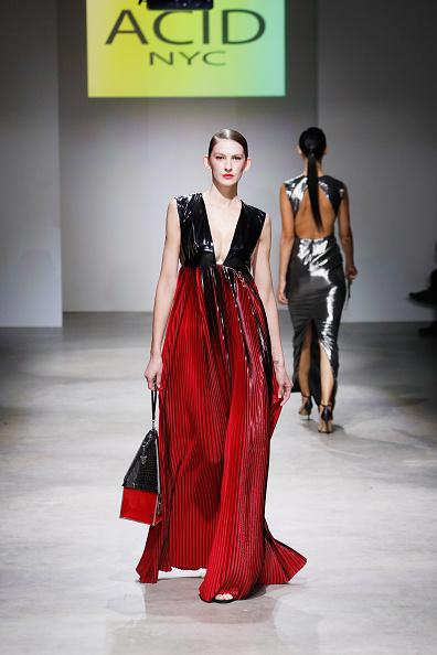 Brian Mint「Nolcha Shows New York Fashion Week Fall/Winter 2019 Presented By InstaSleep Mint Melts  ACID NYC Runway Show」:写真・画像(14)[壁紙.com]