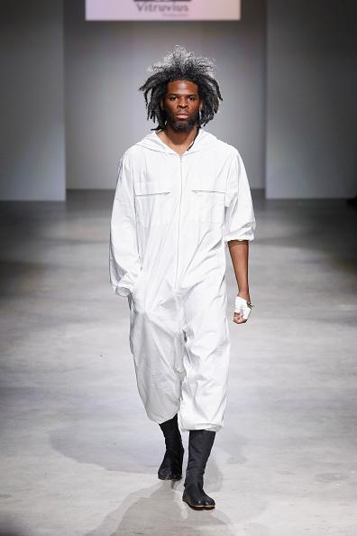 Brian Mint「Nolcha Shows New York Fashion Week Fall Winter 2019 Presented By InstaSleep Mint Melts  Vitruvius Runway Show」:写真・画像(1)[壁紙.com]