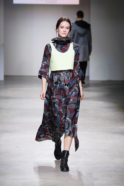 Brian Mint「Nolcha Shows New York Fashion Week Fall Winter 2019 Presented By InstaSleep Mint Melts  Vitruvius Runway Show」:写真・画像(3)[壁紙.com]