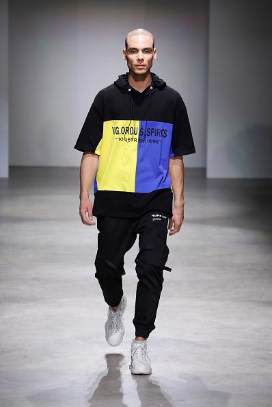 Brian Mint「Nolcha Shows New York Fashion Week Fall Winter 2019 Presented By InstaSleep Mint Melts  SUPIN Runway Show」:写真・画像(8)[壁紙.com]