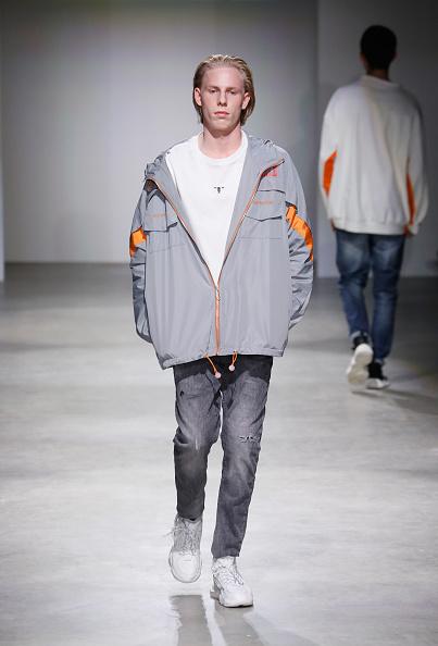 Brian Mint「Nolcha Shows New York Fashion Week Fall Winter 2019 Presented By InstaSleep Mint Melts  SUPIN Runway Show」:写真・画像(4)[壁紙.com]