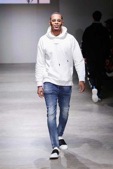 Brian Mint「Nolcha Shows New York Fashion Week Fall Winter 2019 Presented By InstaSleep Mint Melts  SUPIN Runway Show」:写真・画像(7)[壁紙.com]