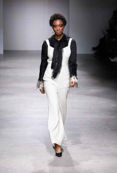 Brian Mint「Nolcha Shows New York Fashion Week Fall Winter 2019 Presented By InstaSleep Mint Melts  BENNOV Runway Show」:写真・画像(18)[壁紙.com]