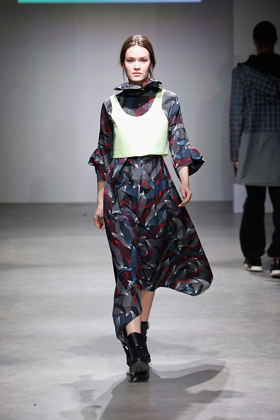 Brian Mint「Nolcha Shows New York Fashion Week Fall Winter 2019 Presented By InstaSleep Mint Melts  Vitruvius Runway Show」:写真・画像(2)[壁紙.com]