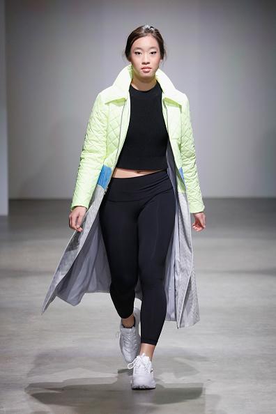 Brian Mint「Nolcha Shows New York Fashion Week Fall Winter 2019 Presented By InstaSleep Mint Melts  Vitruvius Runway Show」:写真・画像(0)[壁紙.com]