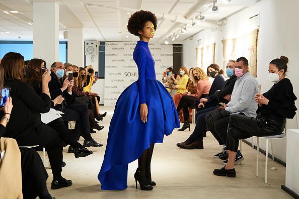 London Fashion Week「Sohuman Presents 'Relieve' - Show - London Fashion Week」:写真・画像(16)[壁紙.com]