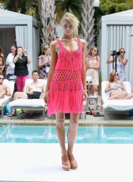 水着「Mercedes-Benz Fashion Week Swim 2014 -Nanette Lepore Swim Press Preview」:写真・画像(7)[壁紙.com]