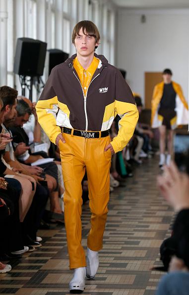 Menswear「Wooyoungmi: Runway - Paris Fashion Week - Menswear Spring/Summer 2019」:写真・画像(6)[壁紙.com]