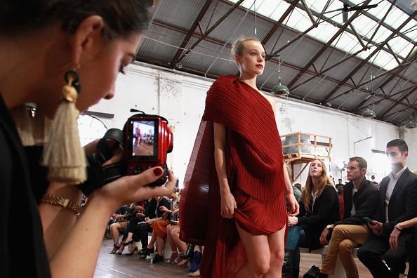 Lisa Maree Williams「Michael Lo Sordo - Runway - Mercedes-Benz Fashion Week Australia 2015」:写真・画像(7)[壁紙.com]