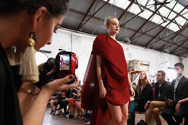 Michael Lo Sordo - Runway - Mercedes-Benz Fashion Week Australia 2015:ニュース(壁紙.com)