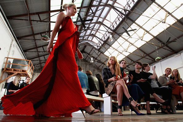 Lisa Maree Williams「Michael Lo Sordo - Runway - Mercedes-Benz Fashion Week Australia 2015」:写真・画像(11)[壁紙.com]