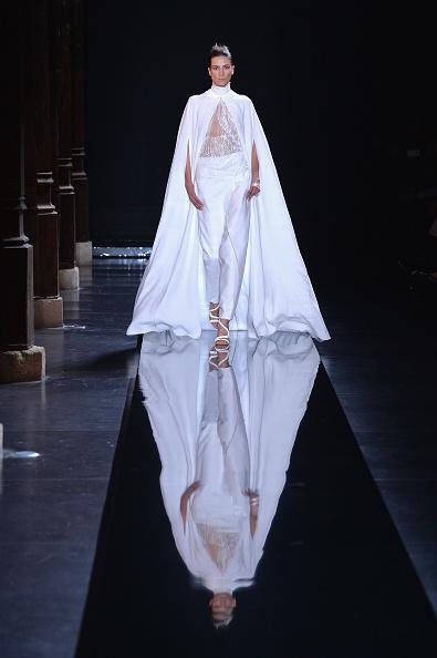 Francois Durand「Loris Azzaro : Runway - Paris Fashion Week - Haute Couture S/S 2015」:写真・画像(19)[壁紙.com]